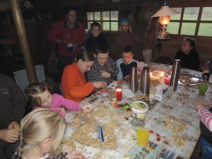 Výroba plovoucích svíček