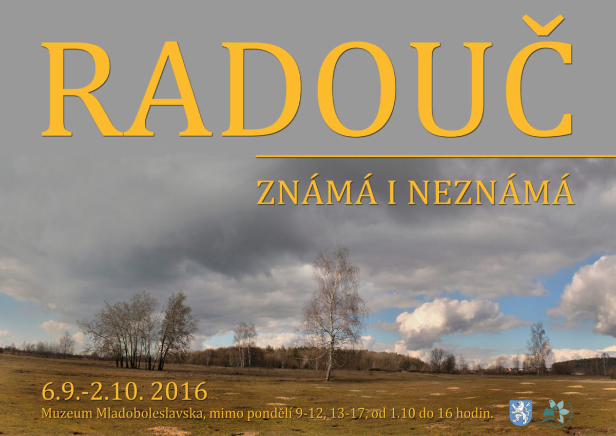 Radouč - plakát